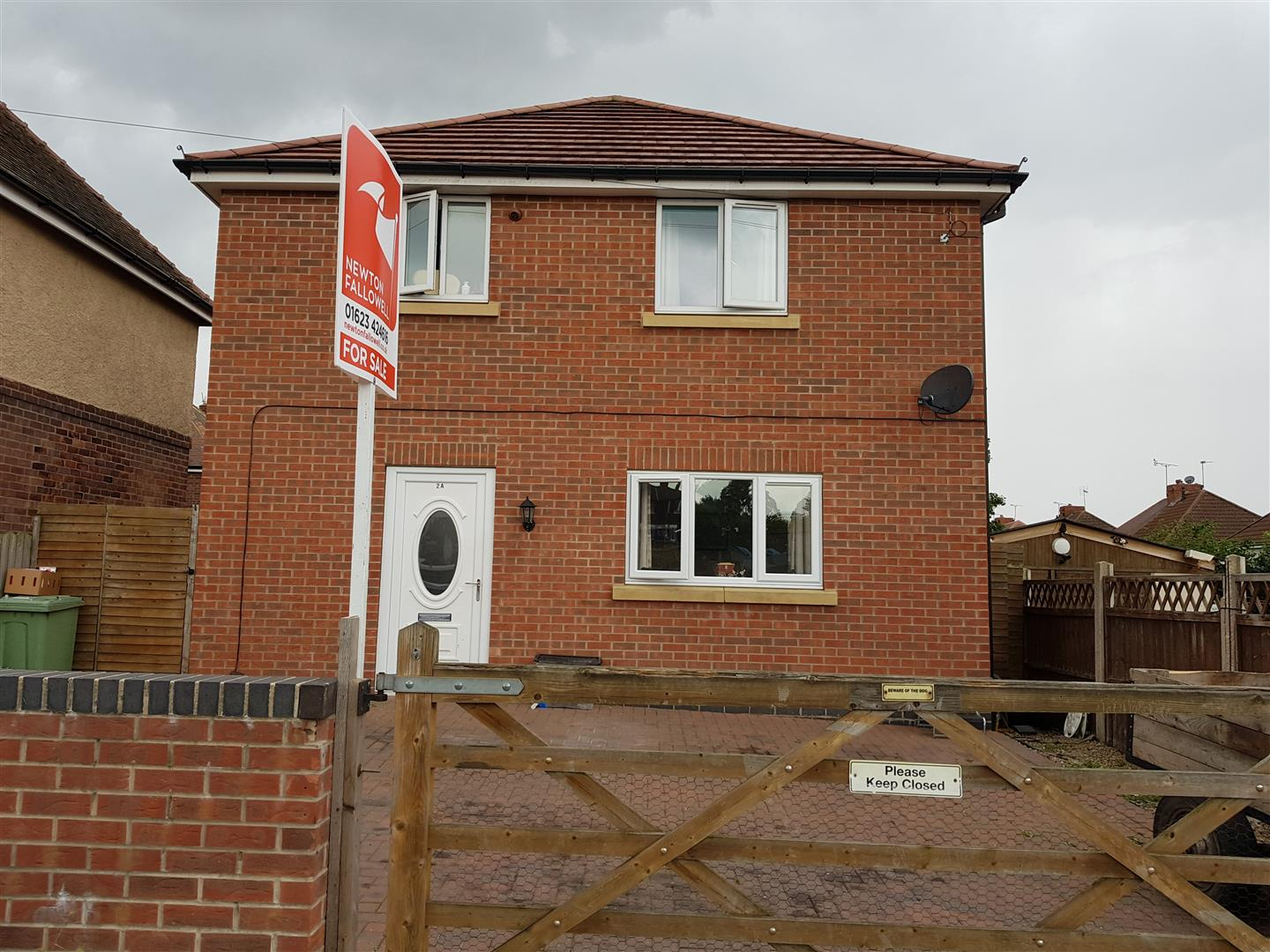 3 Bedrooms Detached House for sale in College Lane, Worksop